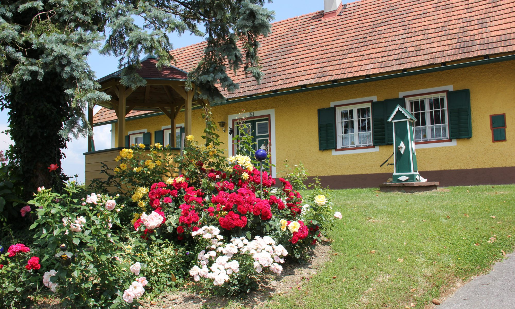 Ferienhaus Ronacher (c) Ulrike Elsneg